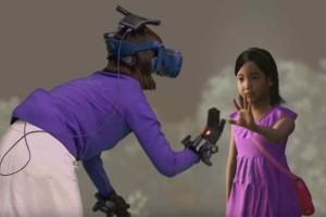 Αδιανόητο: Μητέρα «επανασυνδέθηκε» με τη νεκρή κόρη της μέσω εικονικής πραγματικότητας