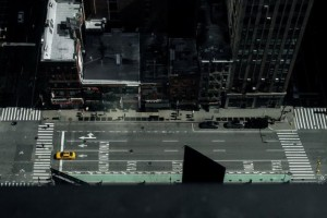 Η φωτογραφία της ημέρας: Νέα Υόρκη, η πόλη που δεν κοιμάται ποτέ... κοιμήθηκε από τον κορωνοϊό!