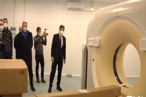 Κορωνοϊός - Ιταλία: Εγκαινιάστηκε νέο νοσοκομείο στο Μιλάνο