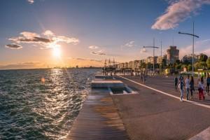 Απαγόρευση κυκλοφορίας: Κλείνει και η Παραλία της Θεσσαλονίκης!