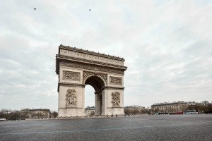 Η φωτογραφία της ημέρας: Άδειο και το Παρίσι!