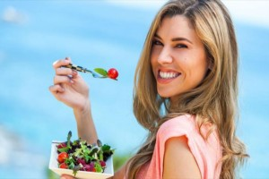 Δίαιτα της σαλάτας - Χάστε 6 κιλά σε ένα μήνα