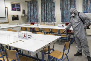 «Βόμβα» στα σχολεία: Τι θα ισχύσει με τις απουσίες των μαθητών λόγω του κορωναϊού; (photo)