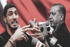Ξέσπασμα Τούρκου σταρ του ΝΒΑ κατά Ερντογάν: «Κόσμος πεθαίνει και ο παρανοϊκός δικτάτορας τα καλύπτει»