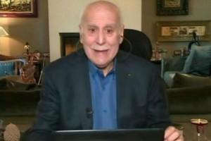 Μεγάλη χαρά για τον Γιώργο Παπαδάκη - Έμαθε τα ευχάριστα