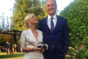 Μαρία Μπεκατώρου: Ποιο ήταν το επάγγελμα του συζύγου της; Δεν φαντάζεστε