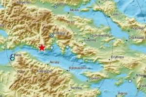 Σεισμός στην Άμφισσα - Αισθητός ακόμη και στην Πάτρα (photos)