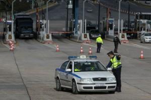 Απαγόρευση κυκλοφορίας: Μπλόκα σε διόδια, λιμάνια και αεροδρόμια ενόψει Πάσχα - Τσουχτερά τα πρόστιμα (Video)