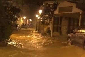 Σε κατάσταση έκτακτης ανάγκης Σκιάθος, Σκόπελος, Νότιο Πήλιο και Ζαγορά (Video)