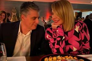 Ανακοινώθηκαν τα ευχάριστα για τον Νίκο Ευαγγελάτο - Στο πλευρό του η Τατιάνα Στεφανίδου