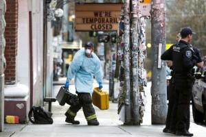Κορωνοϊός: Δεν έχει τέλος το θρίλερ στη Νέα Υόρκη - 799 νέοι θάνατοι το τελευταίο 24ωρο