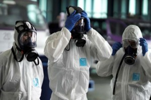 Κορωνοϊός - Γαλλία: 588 νεκροί μέσα σε ένα 24ωρο