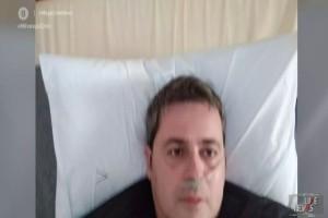 «Έκλαιγα, δεν ήξερα πώς να το διαχειριστώ» - Συγκλονίζει ο 47χρονος γιατρός με κορωνοϊό στη Λάρισα