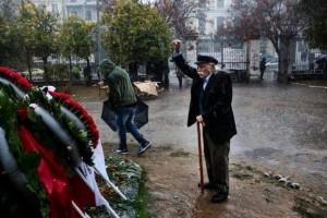 Σήμερα (1/4) η κηδεία του μεγάλου Έλληνα Μανώλη Γλέζου