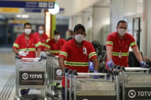 Μεξικό: 31 νεκροί, 296 κρούσματα το τελευταίο 24ωρο