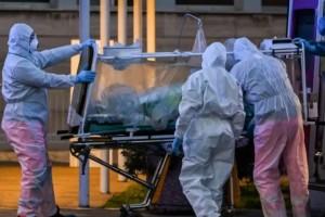 Κορωνοϊός – Βρετανία: Άλλοι 569 θάνατοι σε μία ημέρα