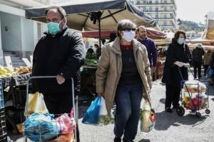 «Σπάνε στα δύο» οι λαϊκές αγορές - Πως θα λειτουργούν λόγω κορωνοϊού (Video)
