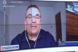 «Κόντεψα να πεθάνω λόγω πρωτοκόλλου»: Συγκλονίζει Έλληνας με κορωνοϊό στην Αγγλία