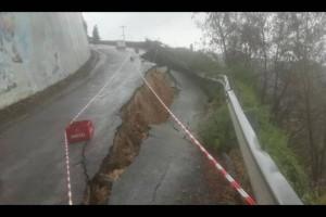 Θεσσαλία: Καταστροφές και προβλήματα λόγω κακοκαιρίας