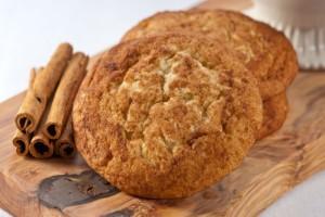 Λαχταριστά μπισκότα κανέλας χωρίς ζάχαρη - Έτοιμα σε 20 λεπτά!