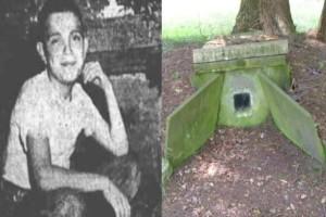 Ο παιδικός τάφος με το παράθυρο - Η στενάχωρη ιστορία που έκανε χιλιάδες ανθρώπους να δακρύσουν