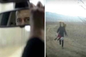 Ραγίζει καρδιές: Πατέρας άφησε την «κόρη» του στην ερημιά… Κοιτώντας πίσω τον καθρέπτη, σοκαρίστηκε…