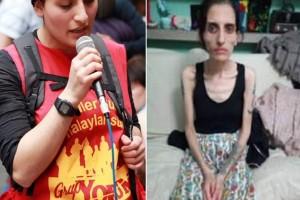 Πέθανε τραγουδίστρια μετά από 288 ημέρες απεργία πείνας -  Είχε φτάσει κάτω από 40 κιλά! (Video)