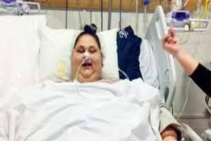 Θυμάστε την 36χρονη γυναίκα που ζύγιζε 500 κιλά; Μόλις την δείτε δεν θα πιστεύετε ότι είναι αυτή