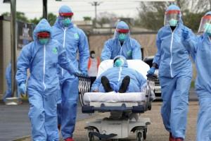 «Θερίζει» την Βρετανία ο κορωνοϊός - 684 νεκροί το τελευταίο 24ωρο