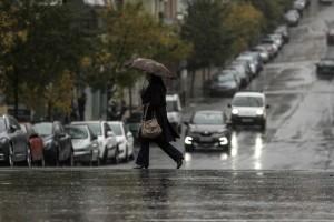 Καιρός σήμερα: Βροχές, καταιγίδες και άνεμοι - Αναλυτική πρόγνωση