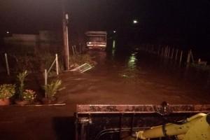 Άνοιξαν οι ουρανοί στην Χαλκιδική – Δεκάδες πλημμυρισμένα σπίτια (video)
