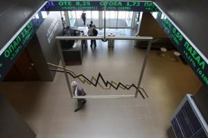 Χρηματιστήριο Αθηνών: Άνοιξε ανοδικά - Πως κυμαίνεται ο Γενικός Δείκτης Τιμών