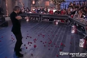 Το απόλυτο αντρίκειο ζεϊμπέκικο της ελληνικής τηλεόρασης από παίκτη του Survivor!