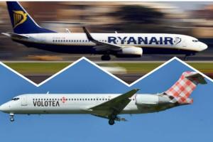 Προσφορές από Ryanair & Volotea - Ταξιδέψτε με μόλις 35€