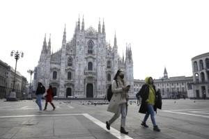 Κορωνοϊός στην Ιταλία: 400 περίπου νέα κρούσματα - 14 λιγότεροι θάνατοι σε σχέση με χθες