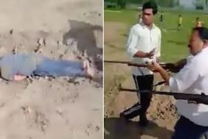 Σοκ: Δολοφόνησαν εν ψυχρώ πολιτικό και τον γιο του (Video)