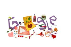 Google: Αφιερωμένο στη Γιορτή της Μητέρας το σημερινό doodle