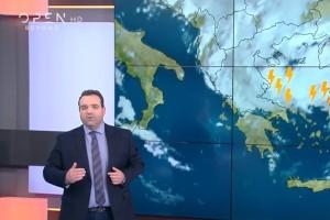 «Προσοχή στους κεραυνούς και το χαλάζι, άστατος καιρός και σήμερα (27/5) από...» - Ο Κλέαρχος Μαρουσάκης προειδοποιεί