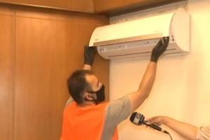 Έτσι μπορείτε να καθαρίσετε τα φίλτρα από τα κλιματιστικά σας σε 5 λεπτά (video)