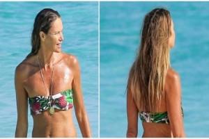 53χρονη τρελαίνει το διαδίκτυο με το κορμί της - Τέτοιο σώμα... ούτε 20χρονη!