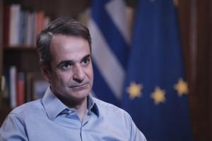 Κυριάκος Μητσοτάκης: «Ο Τσιόδρας θα μείνει σύμβουλός μου - Δεν έγινε κάτι αξιόλογο στον Έβρο»