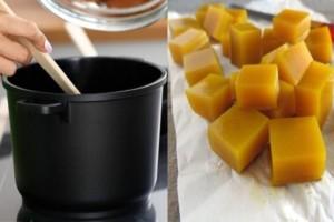 """Κύβοι ζελατίνης με κουρκουμά και μέλι - """"Βόμβα"""" υγείας"""