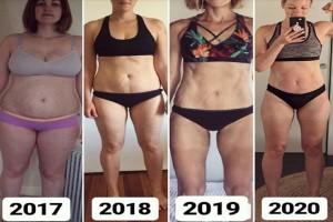 34χρονη μητέρα 5 παιδιών έχασε 30 κιλά χωρίς να στερηθεί το ψωμί και τα μακαρόνια (photos)