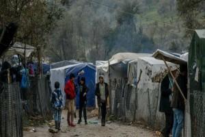 Άγρια δολοφονία στη Μόρια: 23χρονη Αφγανή μαχαίρωσε ομοεθνή της