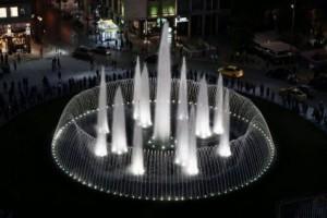 Πανέμορφη: Η νέα  πλατεία Ομόνοιας από ψηλά (video)