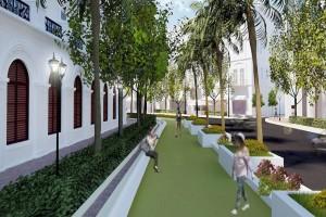 Ο «Μεγάλος Περίπατος της Αθήνας» - Το φιλόδοξο σχέδιο του Κώστα Μπακογιάννη για αλλαγή της πρωτεύουσας