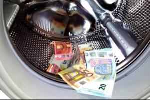 Προσοχή - Αυτό θα συμβεί αν βάλετε χαρτονομίσματα στο πλυντήριο