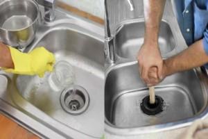 6 εύκολες λύσεις για να ξεβουλώσετε νεροχύτη και νιπτήρα χωρίς χημικά και χωρίς να φωνάξετε υδραυλικό
