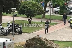 Θρίλερ στη Θεσσαλονίκη: Πτώμα άνδρα εντοπίστηκε απέναντι από το ΑΠΘ (Video)