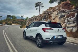 All-new Renault CAPTUR: Σε νέα πλατφόρμα και με την πιο πλούσια γκάμα κινητήρων